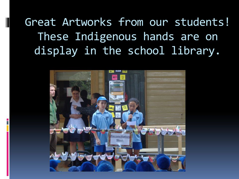 Reconciliation Week brings us all together!