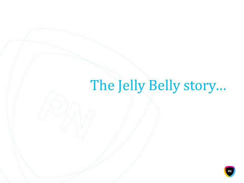 The Jelly Belly story…