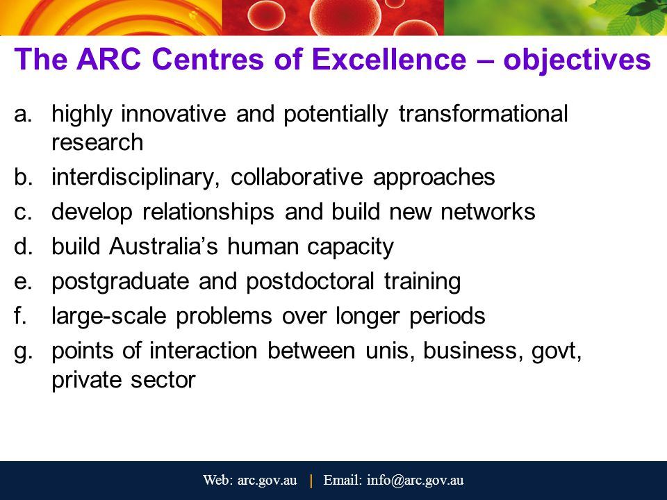 ITRP – Hubs – Objectives a.
