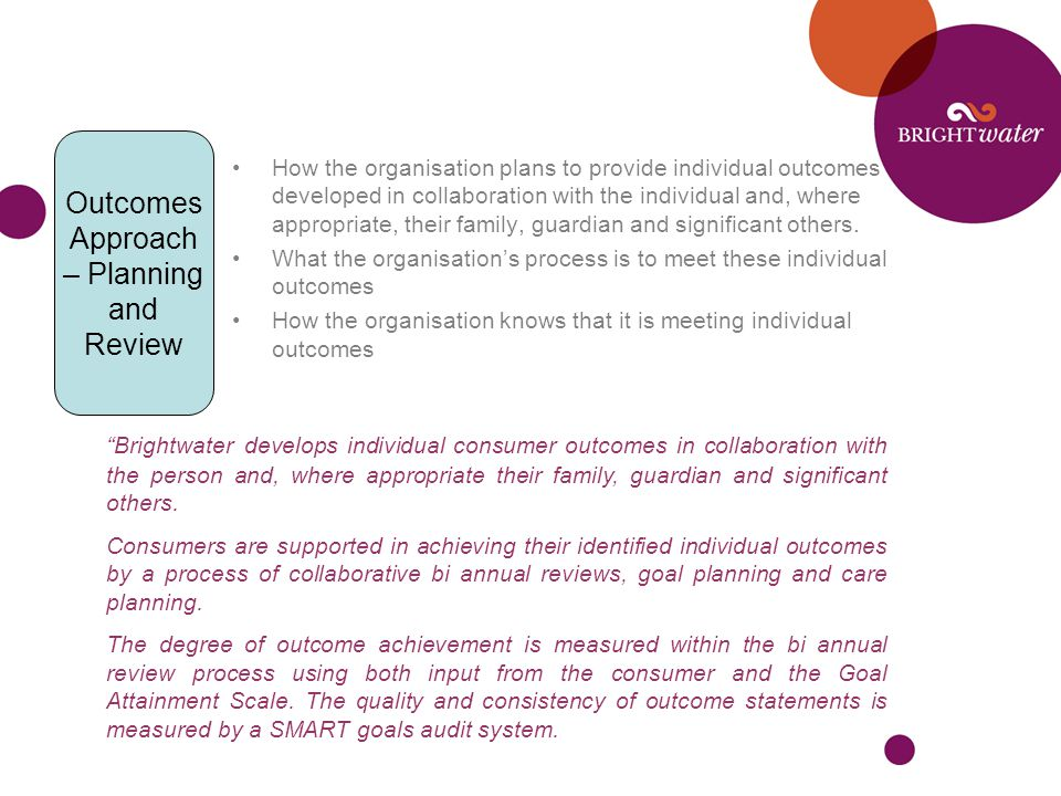 What is the service model that the organisation offers.