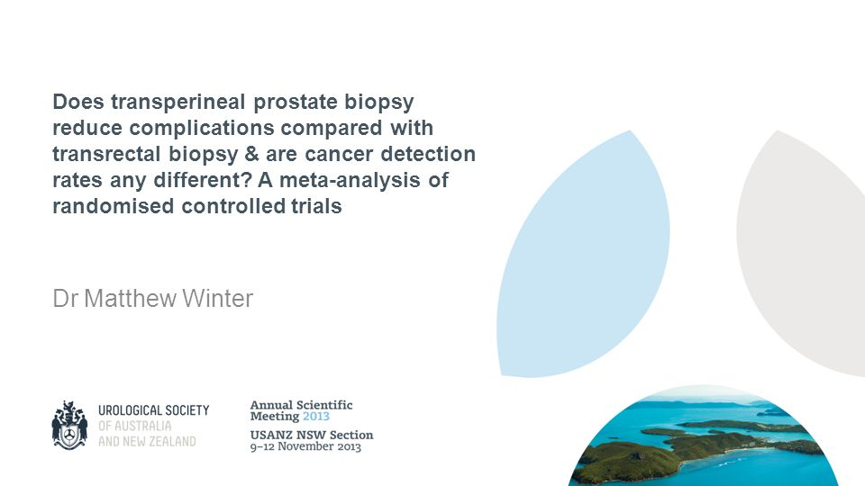 Does transperineal prostate biopsy reduce complications compared with transrectal biopsy & are cancer detection rates any different? A meta-analysis o