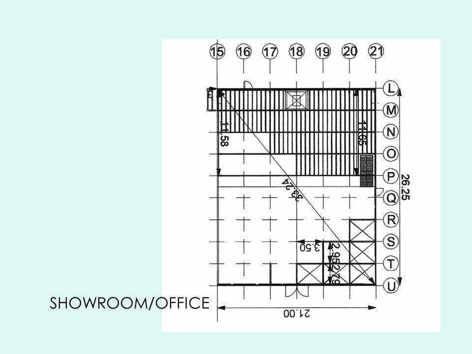 SHOWROOM/OFFICE