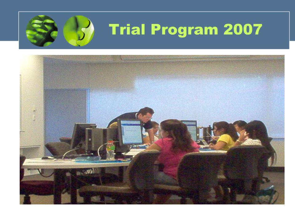 Trial Program 2007