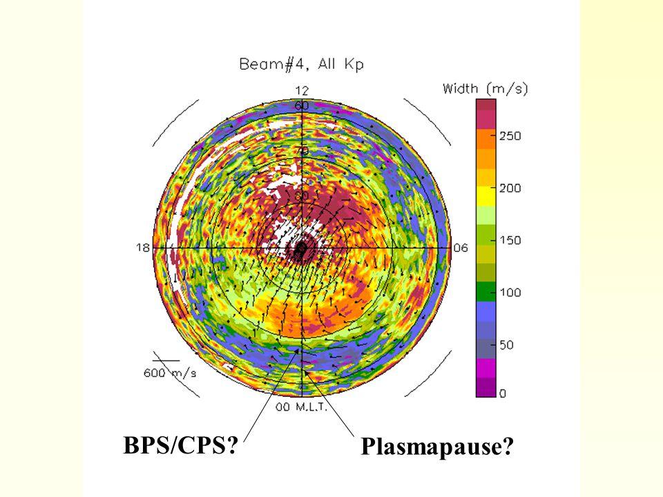 Plasmapause? BPS/CPS?