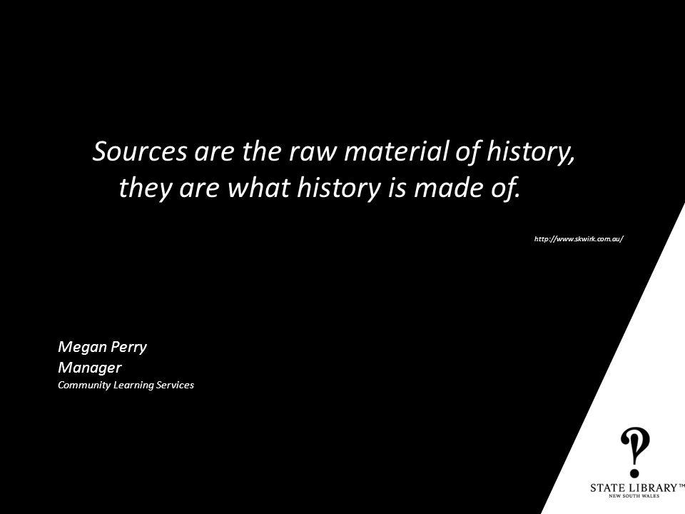 Australian History Students think Australian history is important but do not like it.