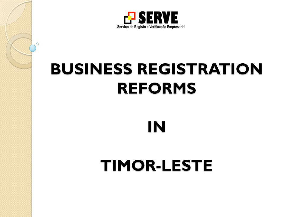 REGISTRATION PROCESS & ISSUANCE OF AUTHORIZATION TO CONDUCT ACTIVITY AND BUSINESS LICENSE