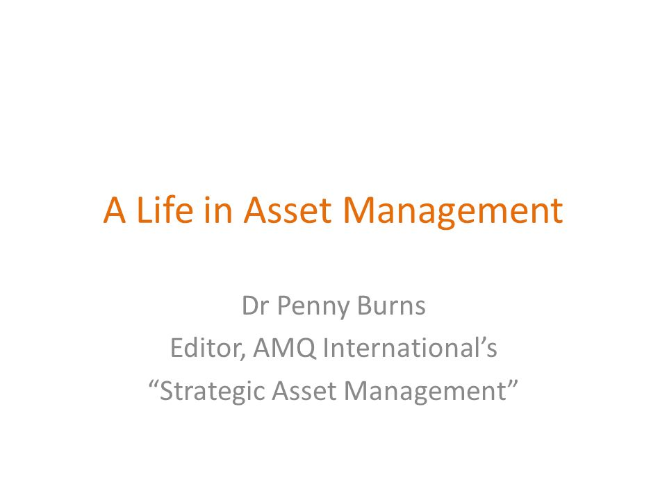 Today more is being asked of asset managers than ever before