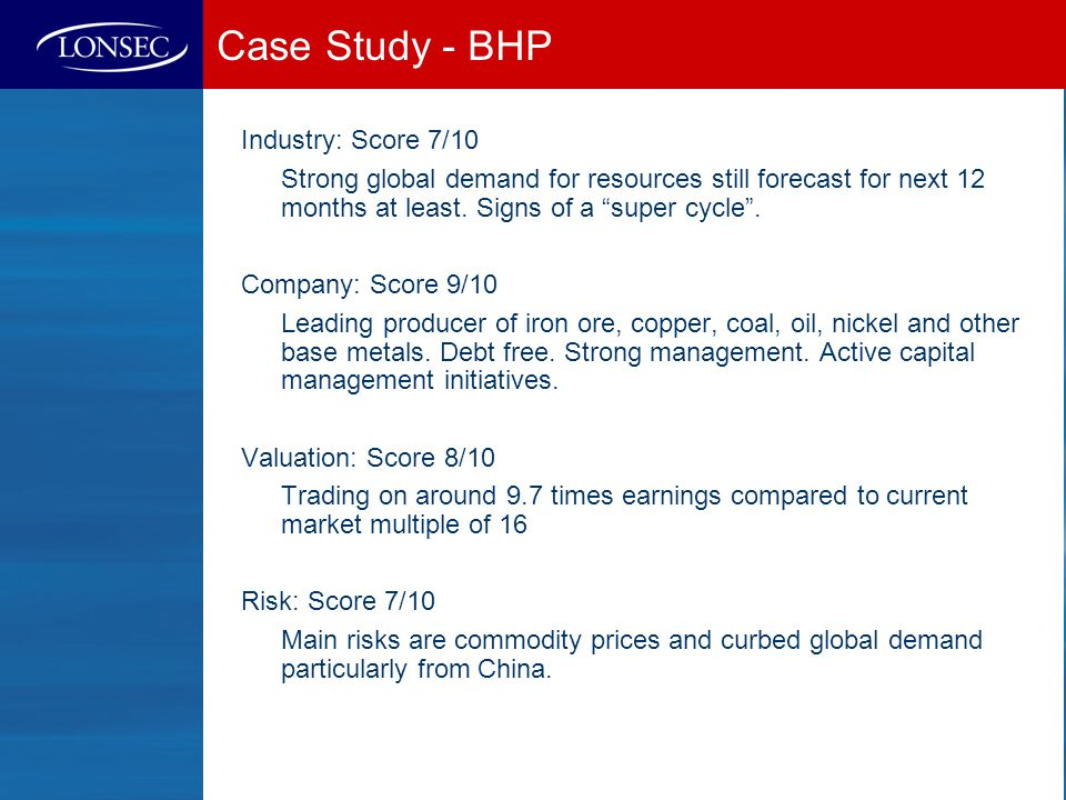 A closer look at Step 3 – ICVR stock filters I Industr y Rating INDUSTRY Products Supply & Demand Key Macro-economic variables Growth Rate Structure Barriers to entry Return on Capital Government intervention Sustainability C Company Quality COMPANY QUALITY Industry positioning Barriers to entry Recurring- revenue Growth rates Margins Return on Equity Free Cash Flow Dividend history Management- experience and track record Management- incentives and stake in equity Corporate Strategy Corporate- Governance Balance sheet- strength V Company Valuation VALUATION Enterprise Value / EBITDA Market Cap.