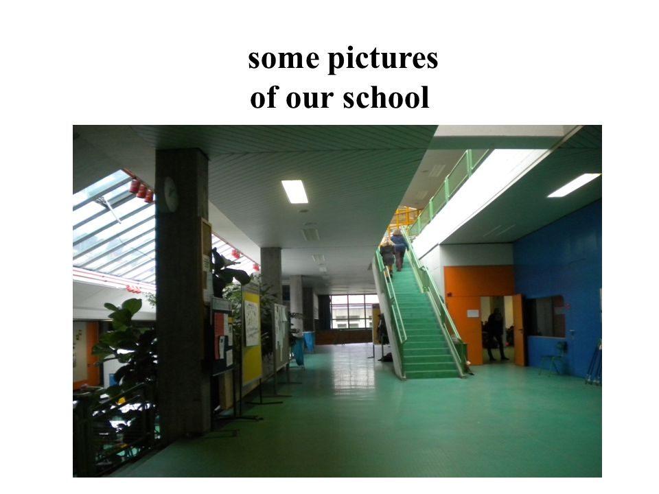 some pictures of our school