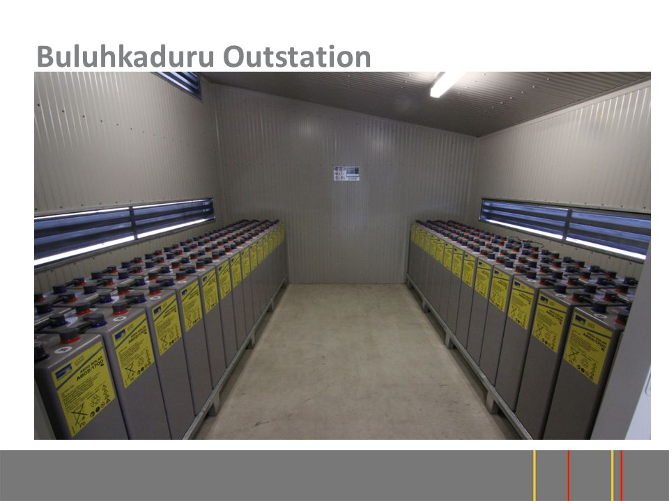 Text Buluhkaduru Outstation