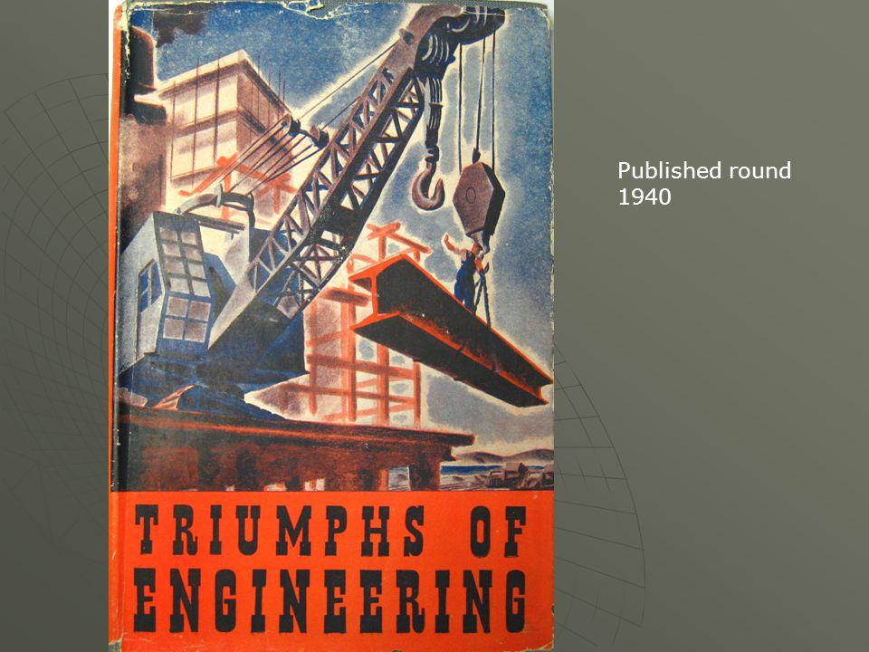 Published round 1940
