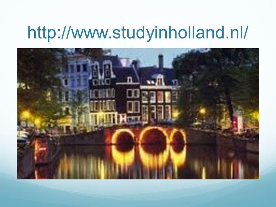http://www.studyinholland.nl/