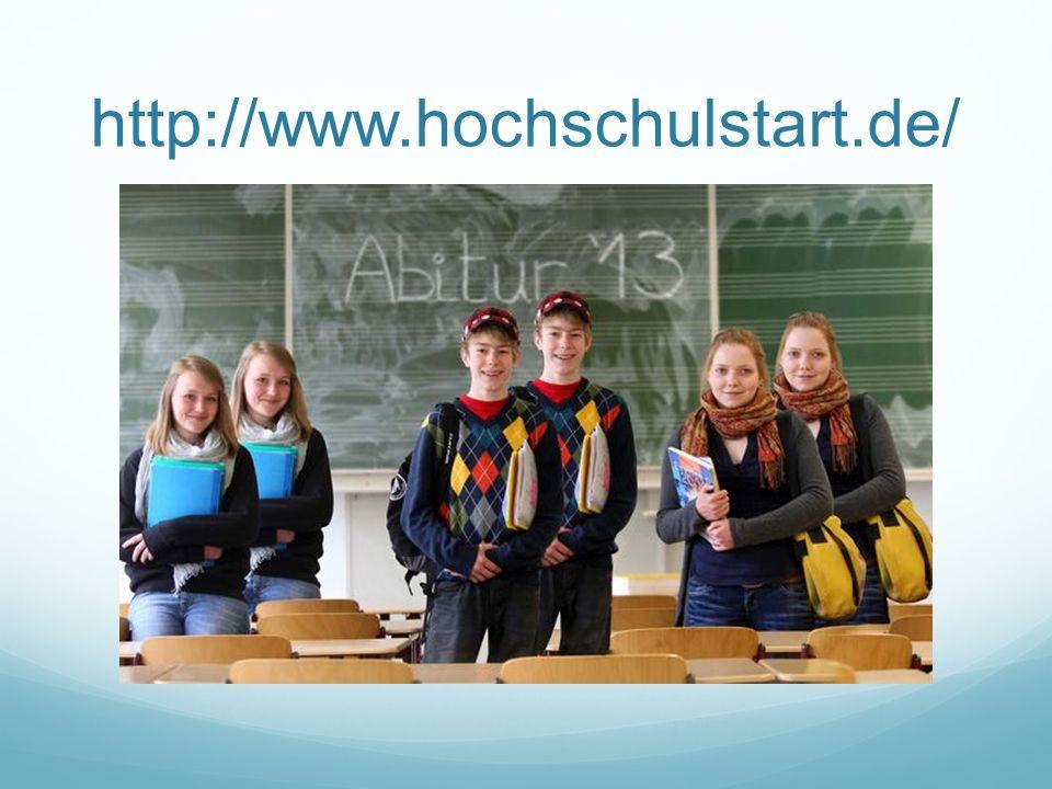 http://www.hochschulstart.de/