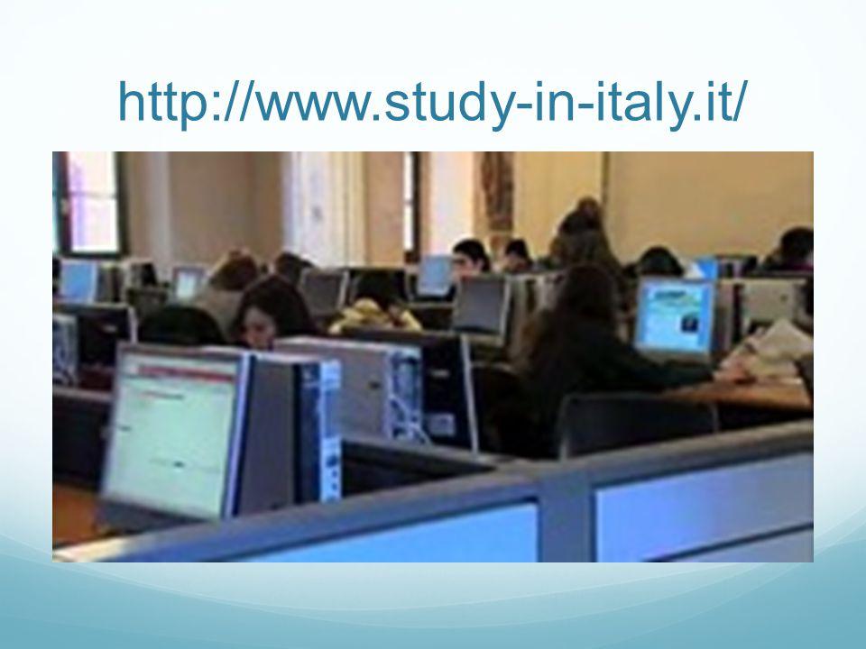 http://www.study-in-italy.it/