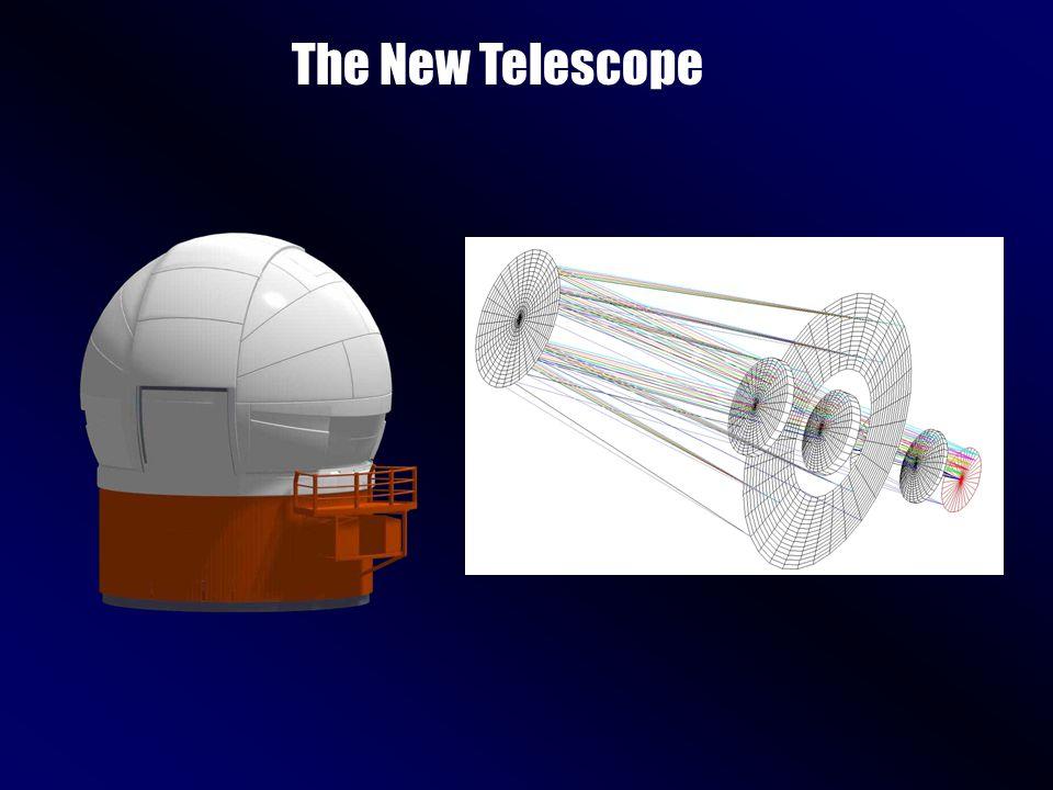 The New Telescope