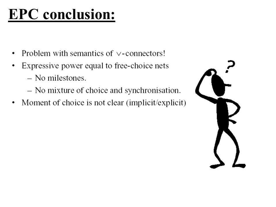 EPC conclusion: