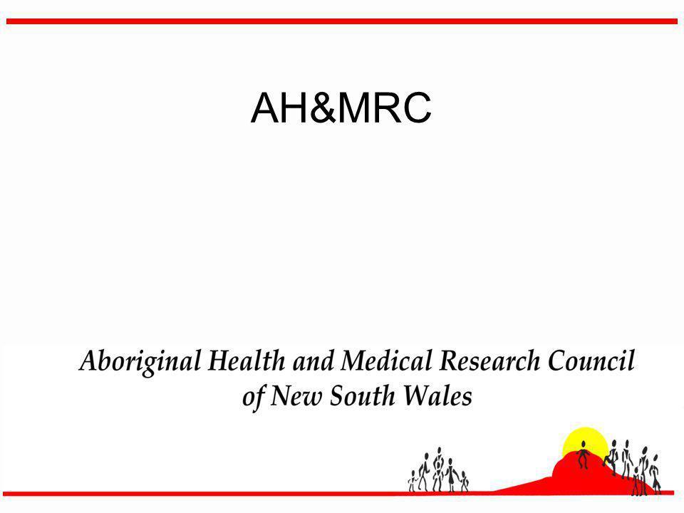 AH&MRC