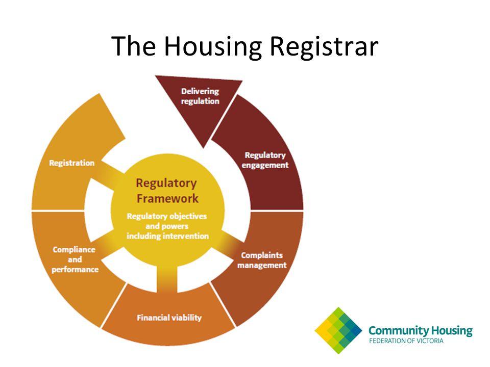 The Housing Registrar