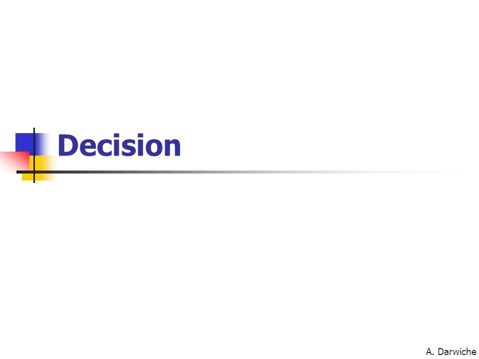 A. Darwiche Decision