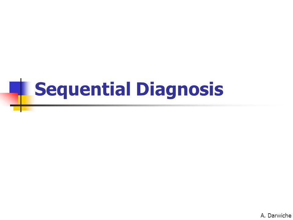A. Darwiche Sequential Diagnosis