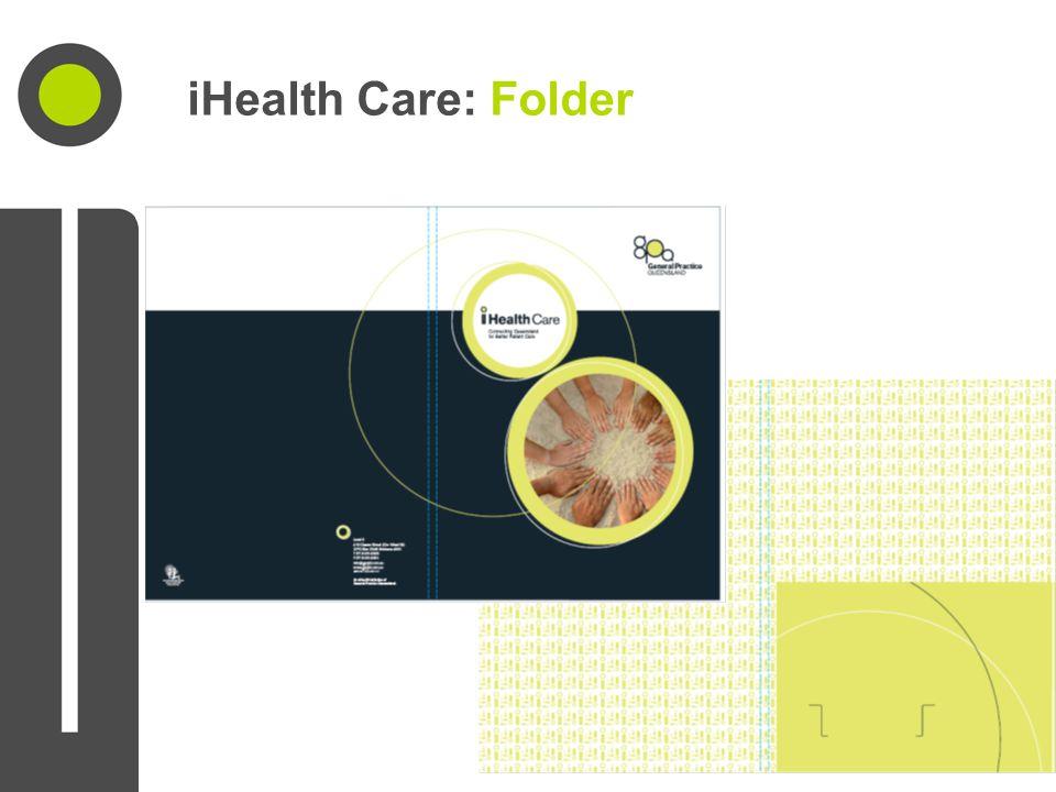 iHealth Care: Folder