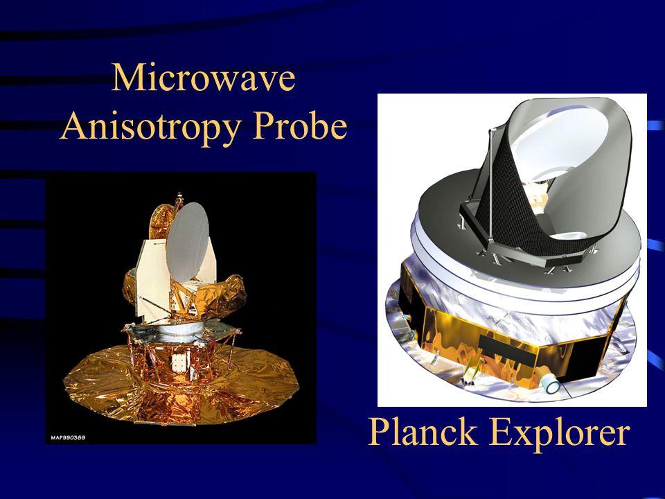 Microwave Anisotropy Probe Planck Explorer