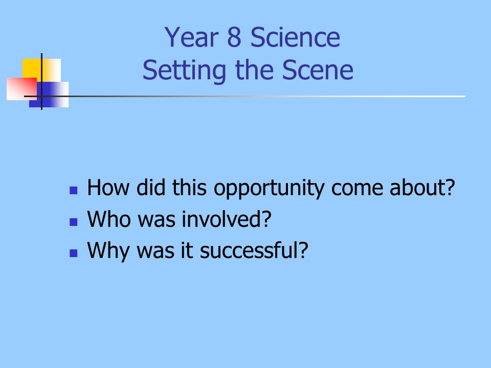 Teacher concerns Topic: Separating mixtures In the past, a poorly done outcome task, how can we (the teachers) improve.