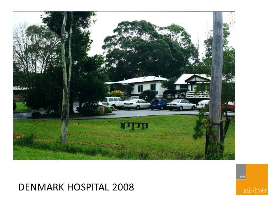 DENMARK HOSPITAL 2008