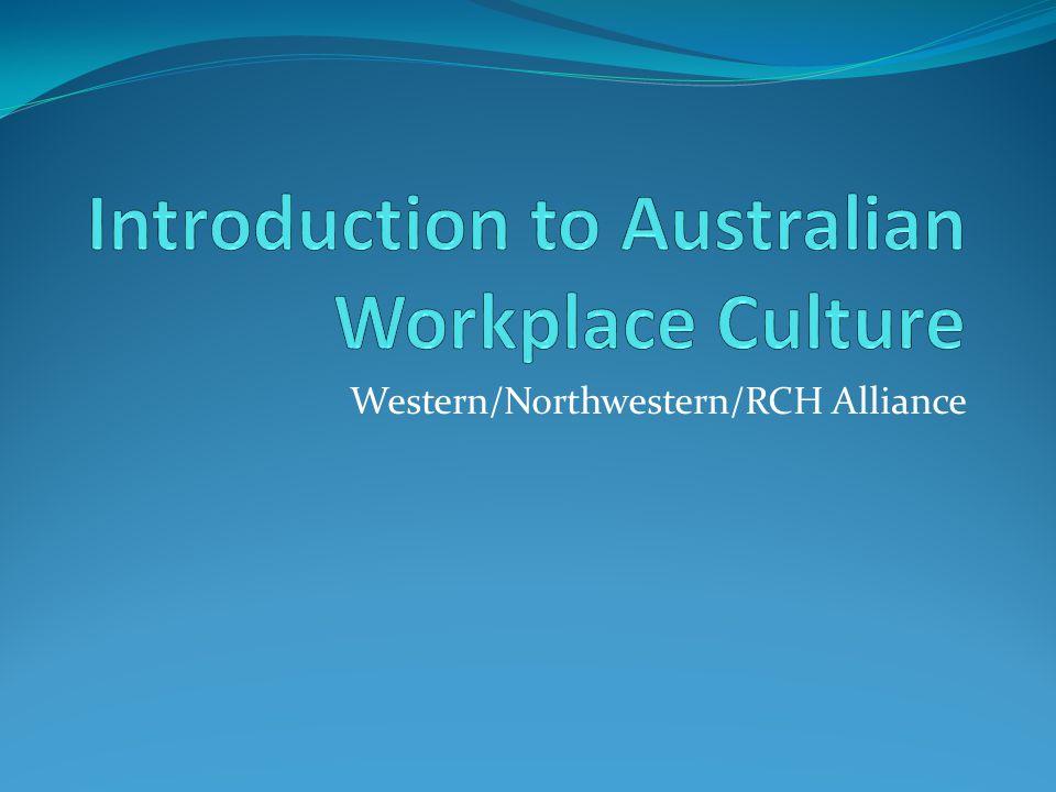 Western/Northwestern/RCH Alliance