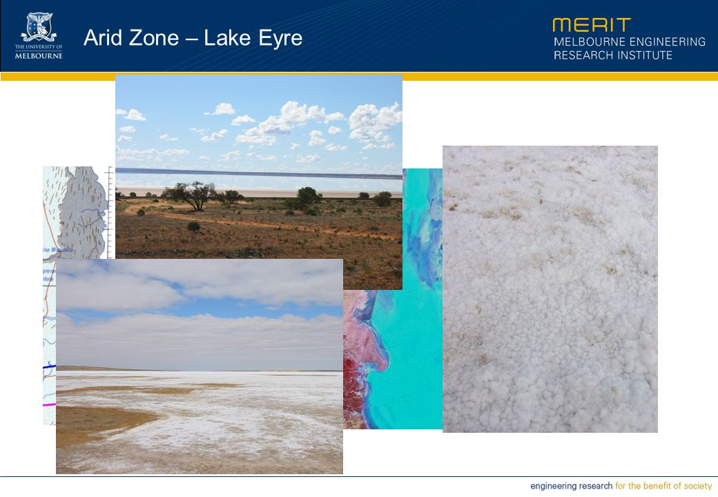Arid Zone – Lake Eyre