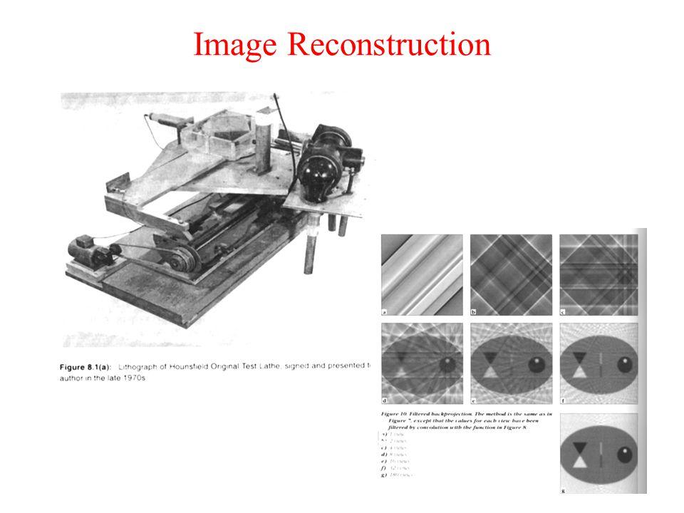 Image Reconstruction