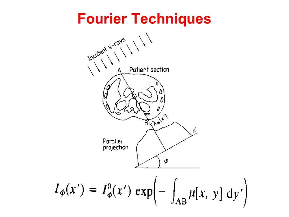 Fourier Techniques