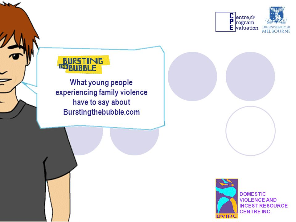 22 What Young People Like About Burstingthebubble.com 98.5% of respondents indicated they would recommend the site to someone that they thought it might help Would survey participants recommend Burstingthebubble.com to others.