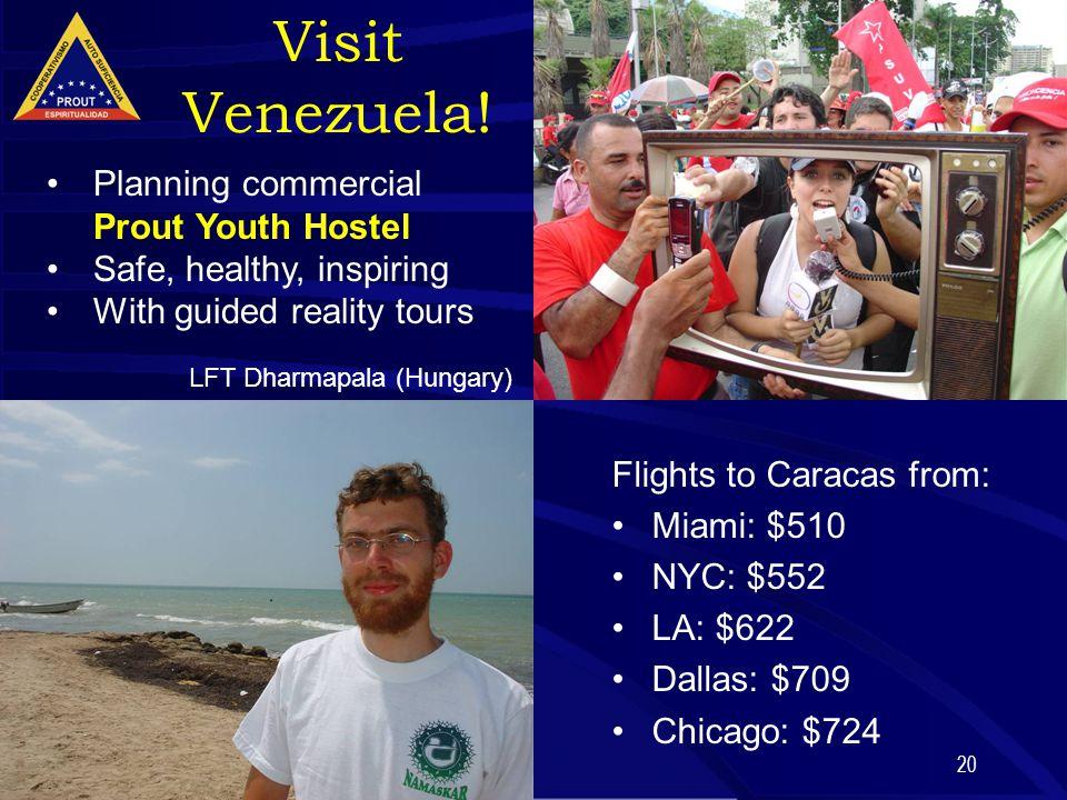 20 Visit Venezuela.