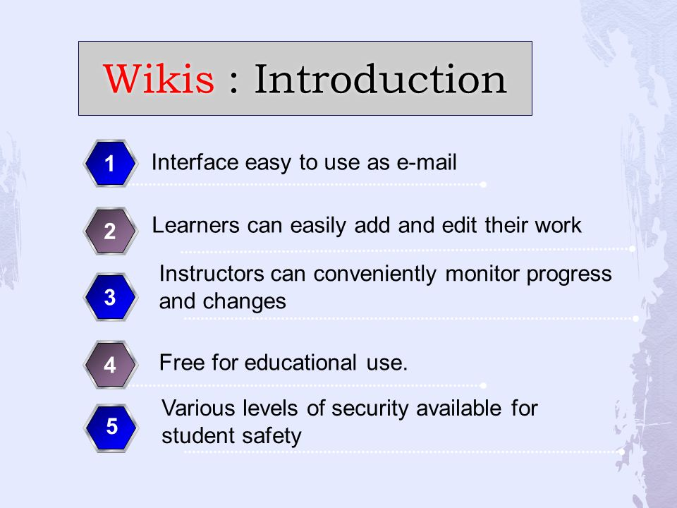  The mother of all Wikis.....  Wikiwiki= Hawaiian for fast  Pedia = information, or education