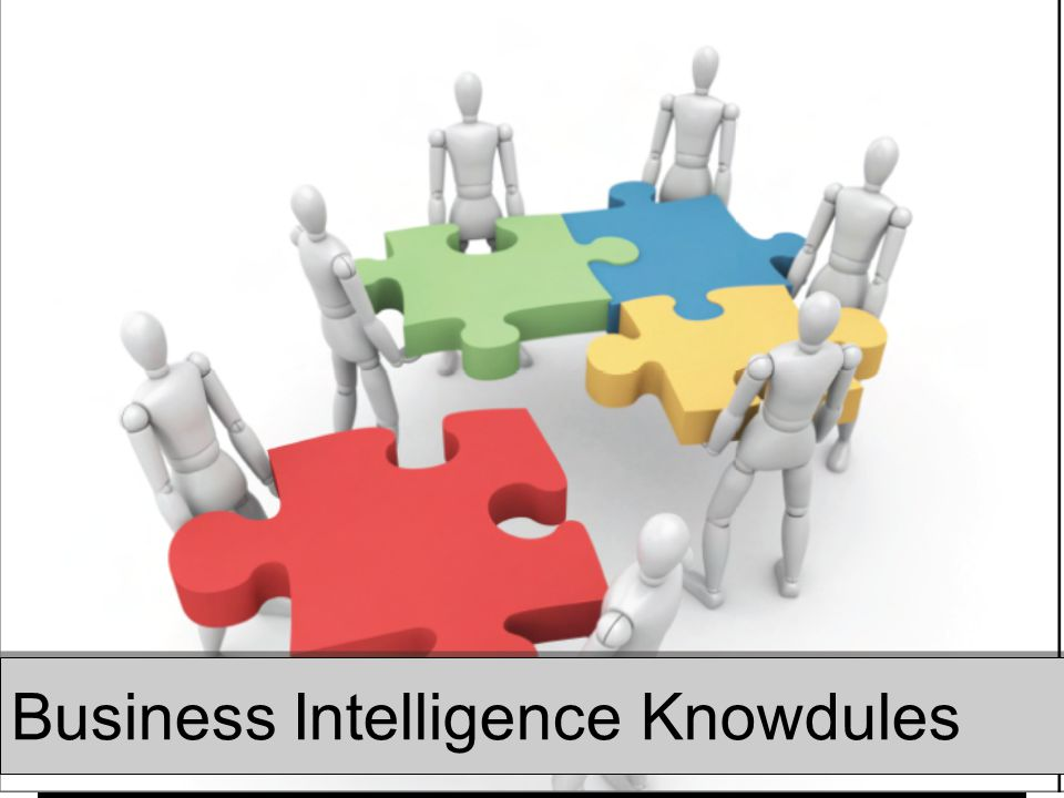 39 Business Intelligence Knowdules
