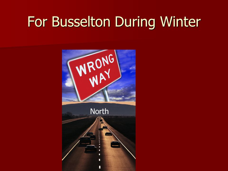 For Busselton During Winter North