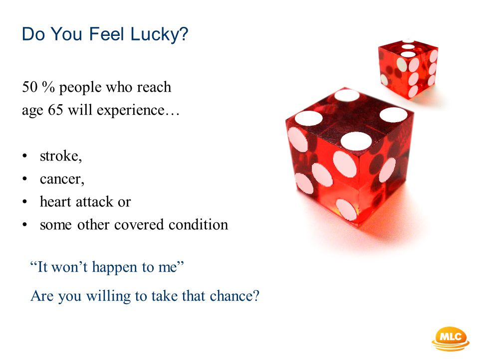 Do You Feel Lucky.