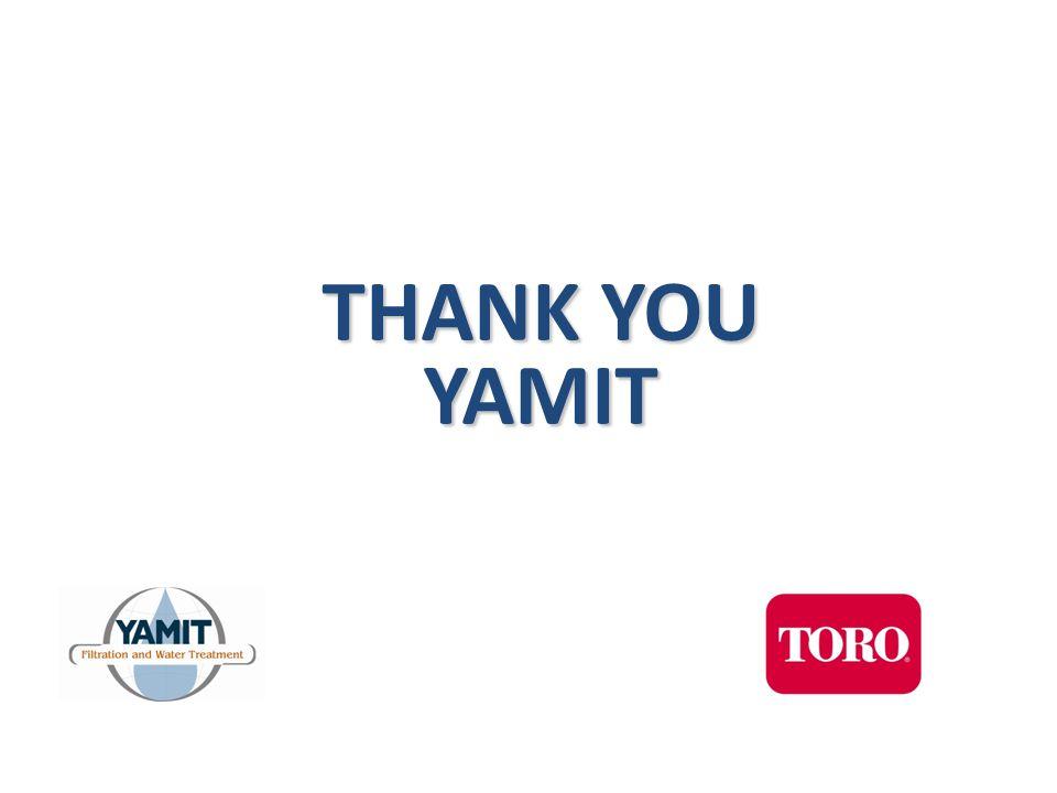 THANK YOU YAMIT