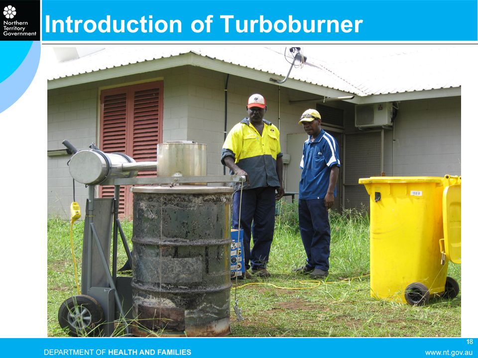 18 Introduction of Turboburner