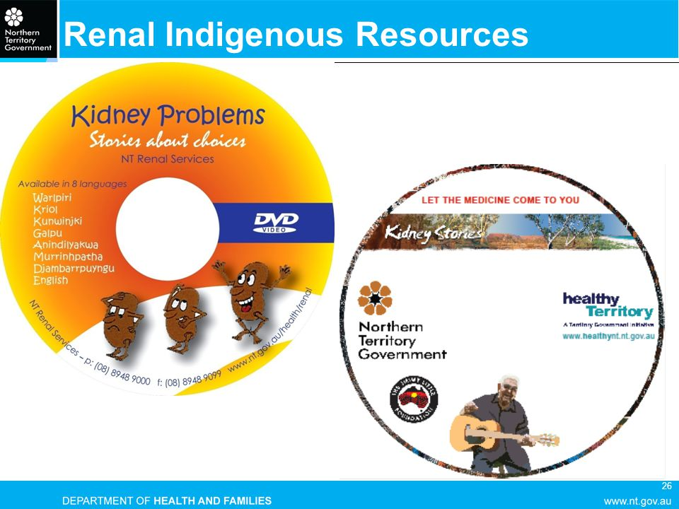 26 Renal Indigenous Resources