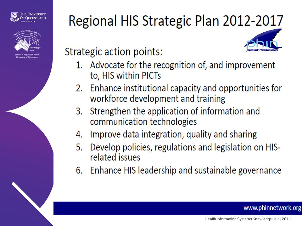 How Does PHIN Work With Partners and in the Region?