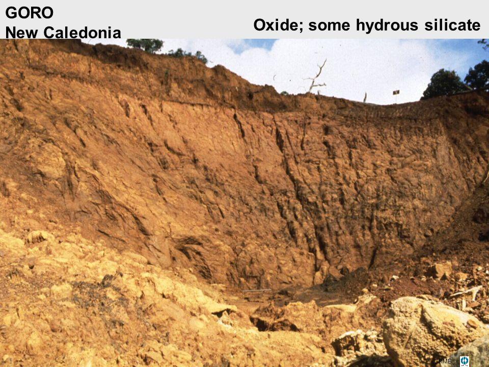 MURRIN MURRIN Smectite silicate Western Australia magnesite Photo: Martin Wells