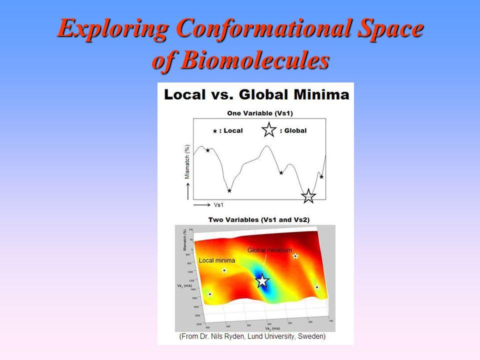 Exploring Conformational Space of Biomolecules