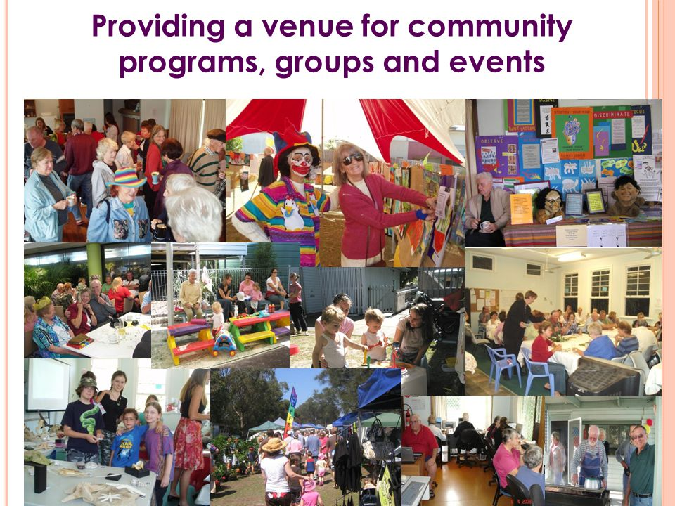 PBNC developed this kit in partnership with the Pottsville Community Association, Public School and the Community Preschool after hearing: I've just moved to the area.