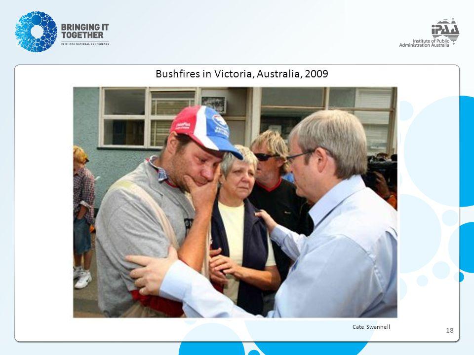 Bushfires in Victoria, Australia, 2009 18 Cate Swannell