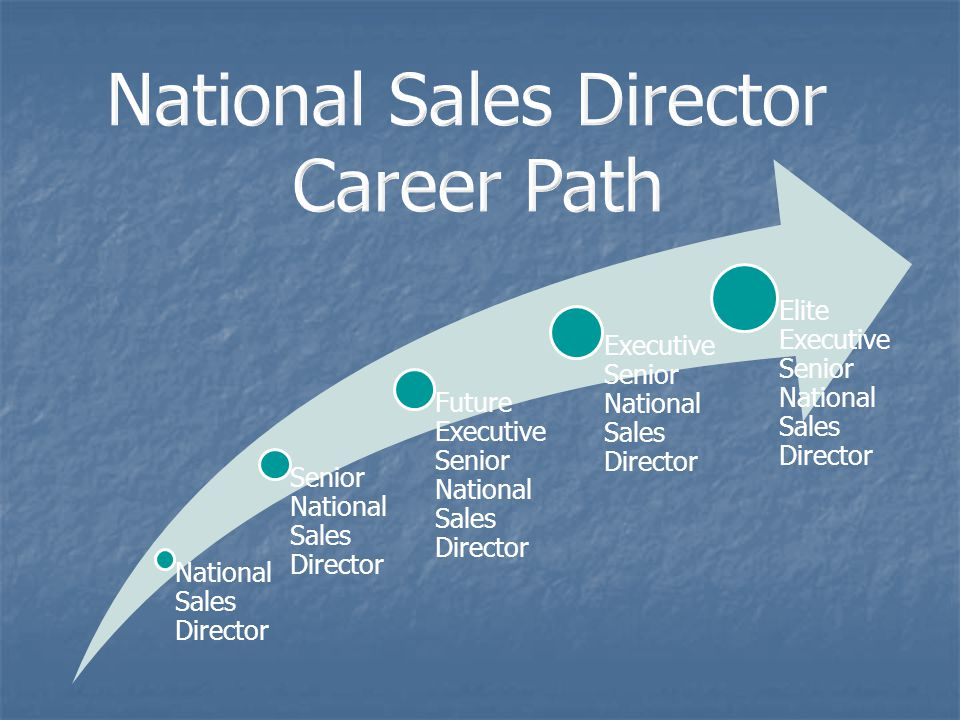 National Sales Director Senior National Sales Director Future Executive Senior National Sales Director Executive Senior National Sales Director Elite Executive Senior National Sales Director