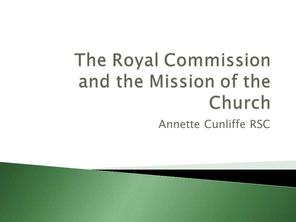 Annette Cunliffe RSC