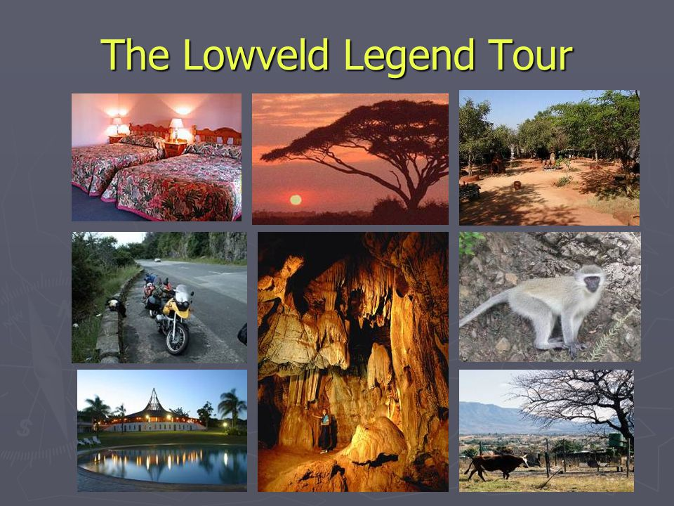 The Lowveld Legend Tour