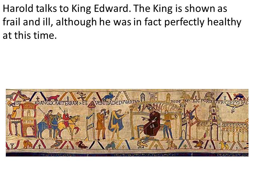 DEATH OF EDWARD